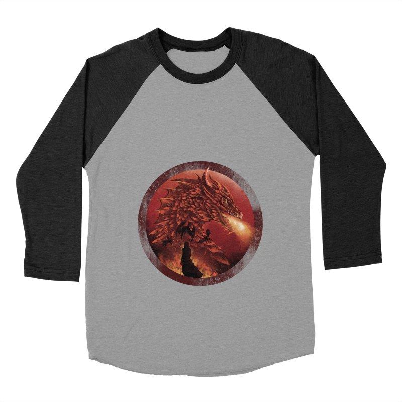 The Queen of Dragon Stone Women's Baseball Triblend T-Shirt by dandingeroz's Artist Shop