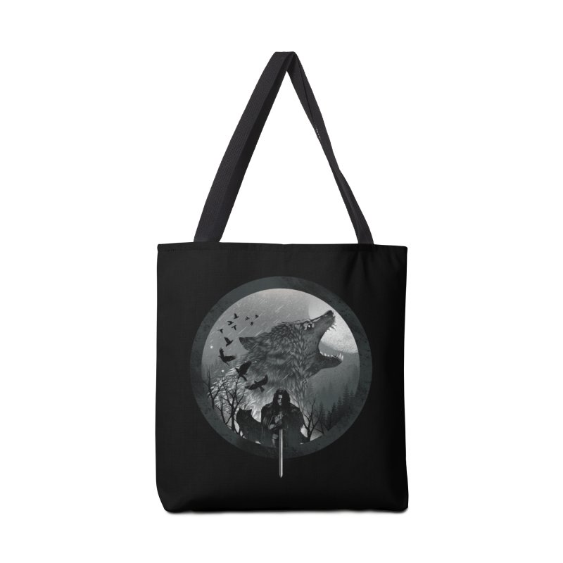 The King of the North Accessories Bag by dandingeroz's Artist Shop