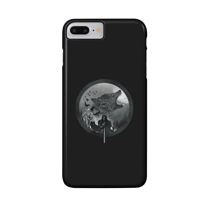 The King of the North Accessories Phone Case by dandingeroz's Artist Shop
