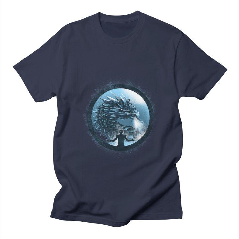 The Night King Men's T-shirt by dandingeroz's Artist Shop
