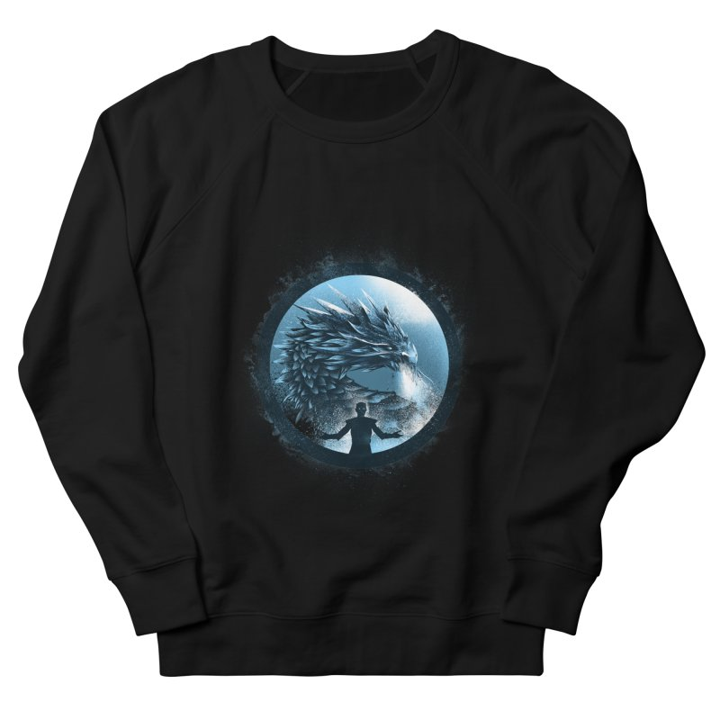 The Night King Men's Sweatshirt by dandingeroz's Artist Shop