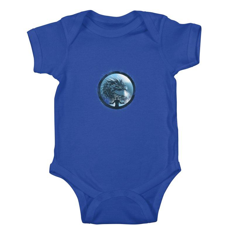The Night King Kids Baby Bodysuit by dandingeroz's Artist Shop