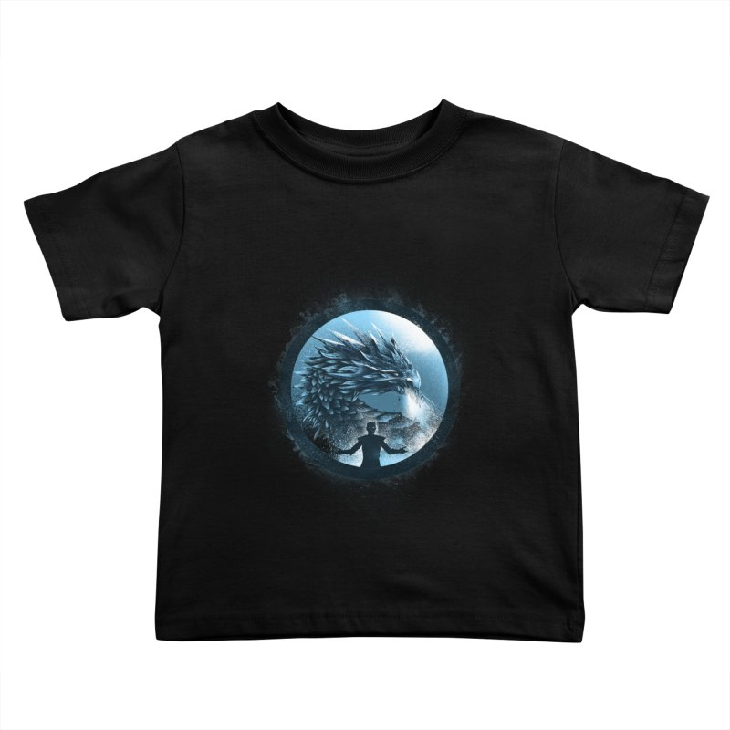 The Night King Kids Toddler T-Shirt by dandingeroz's Artist Shop
