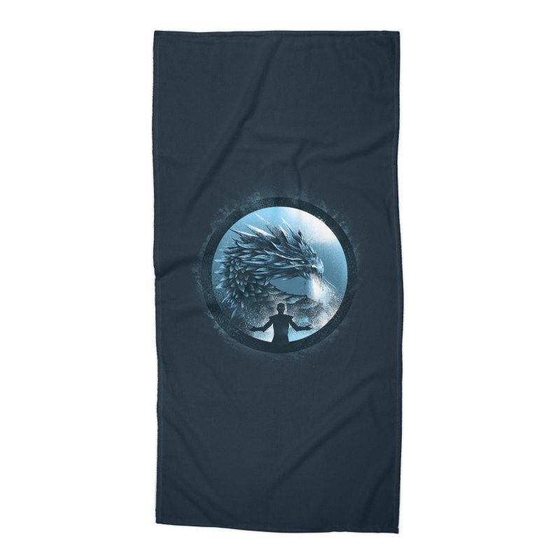 The Night King Accessories Beach Towel by dandingeroz's Artist Shop
