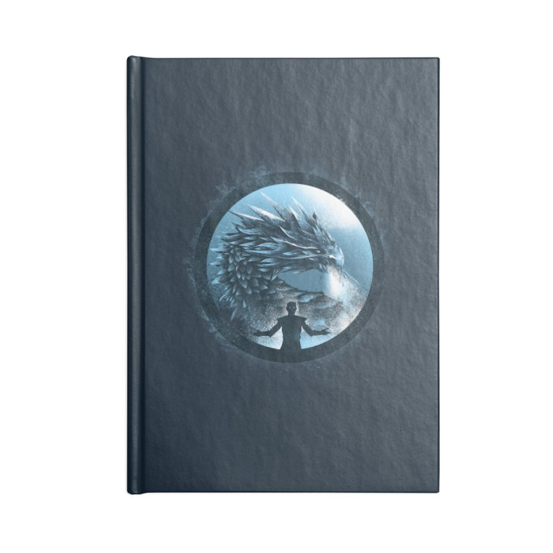 The Night King Accessories Notebook by dandingeroz's Artist Shop