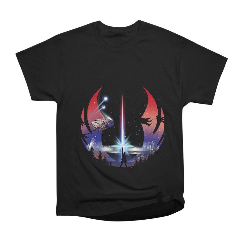 The Temple Men's Classic T-Shirt by dandingeroz's Artist Shop