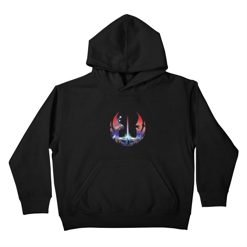 The Temple Kids Pullover Hoody by dandingeroz's Artist Shop