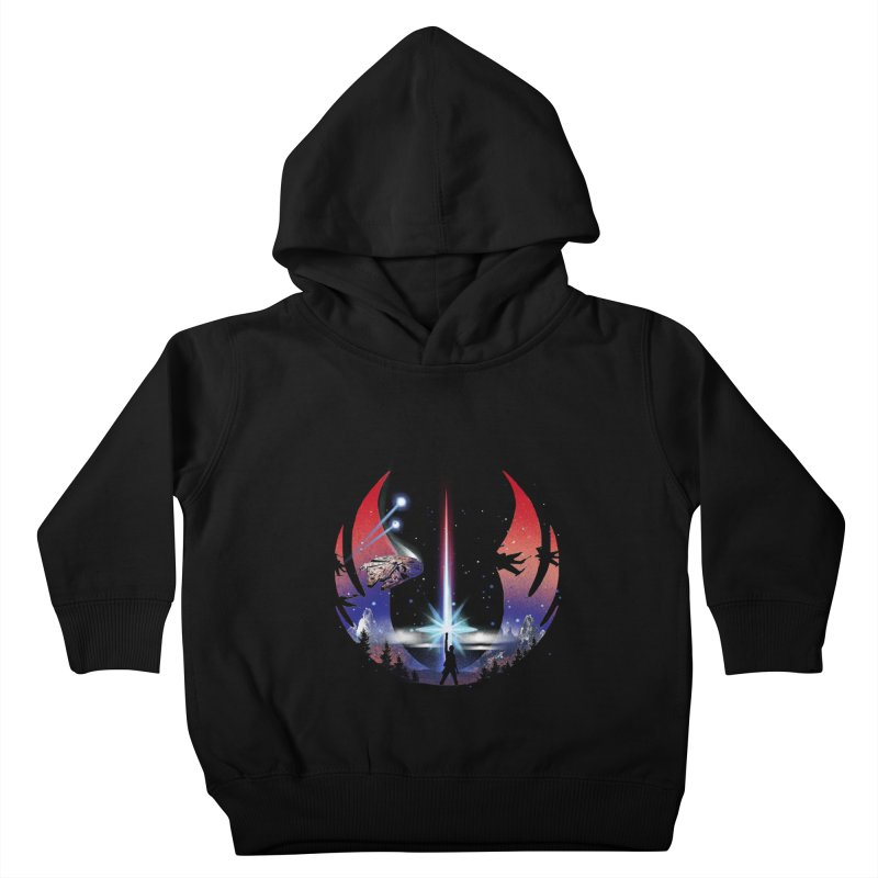 The Temple Kids Toddler Pullover Hoody by dandingeroz's Artist Shop