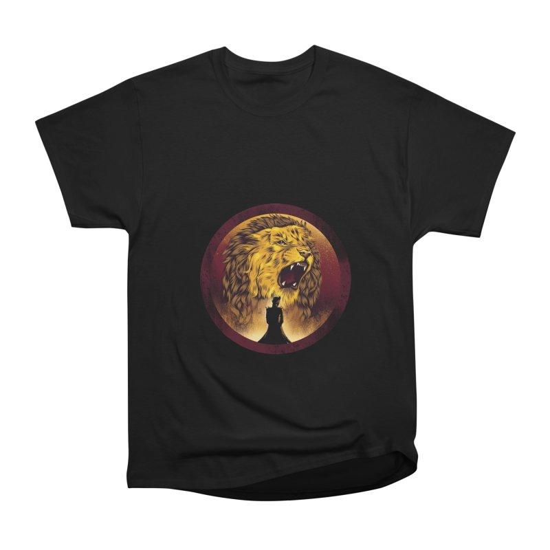 The Queen  Men's Classic T-Shirt by dandingeroz's Artist Shop