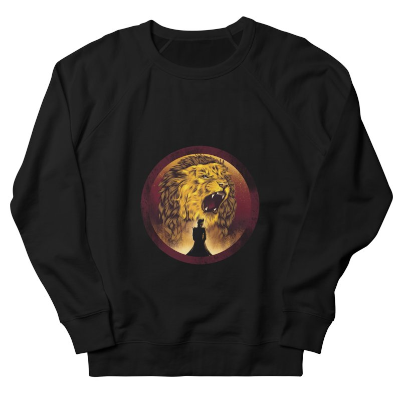 The Queen  Men's Sweatshirt by dandingeroz's Artist Shop