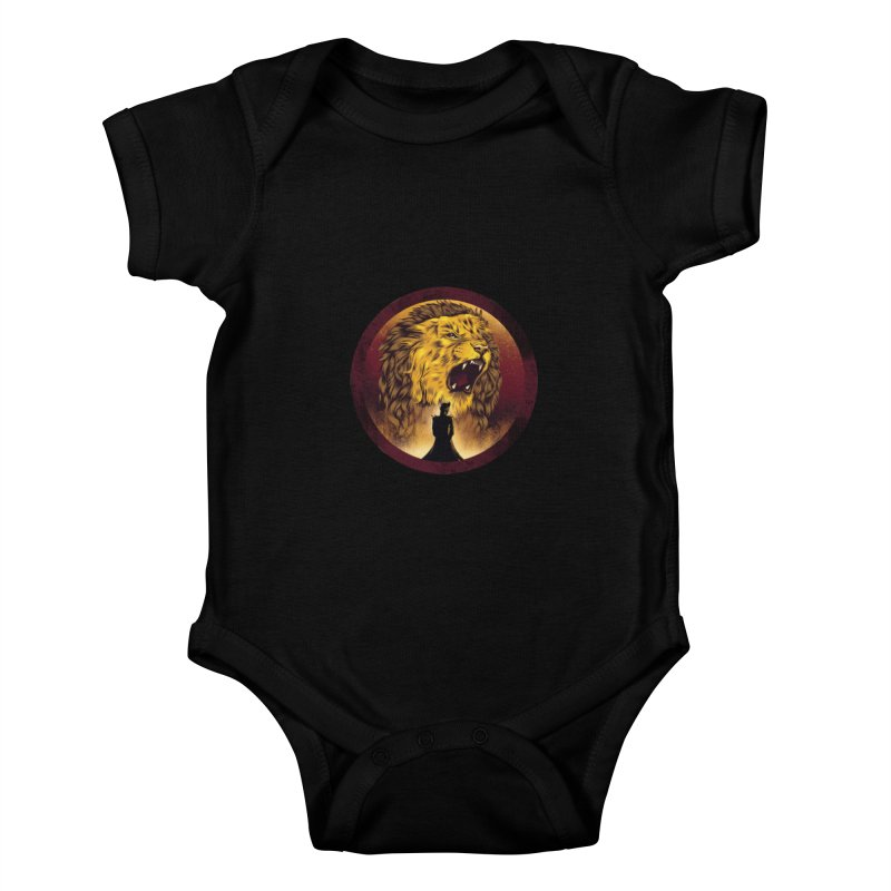The Queen  Kids Baby Bodysuit by dandingeroz's Artist Shop