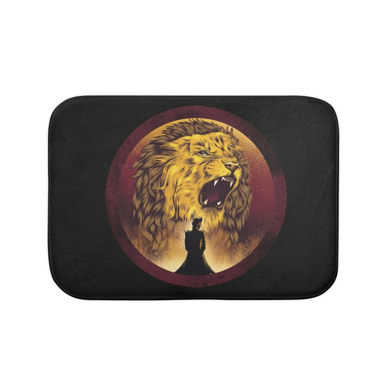 The Queen  Home Bath Mat by dandingeroz's Artist Shop