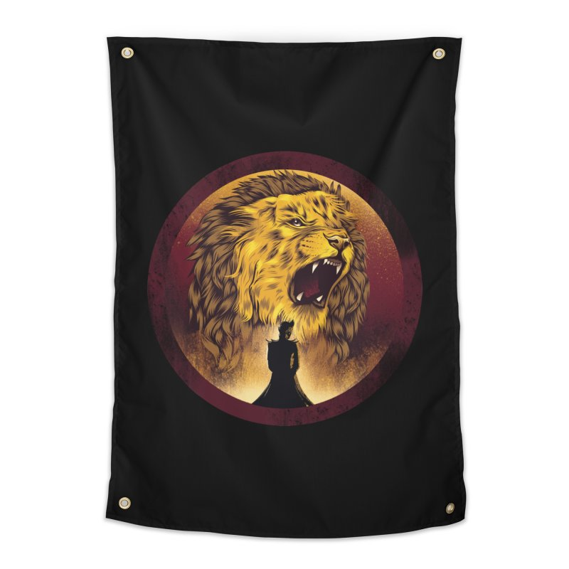 The Queen  Home Tapestry by dandingeroz's Artist Shop