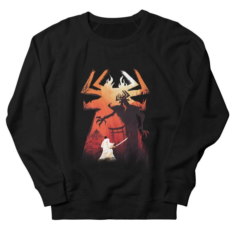 The Great Battle Men's Sweatshirt by dandingeroz's Artist Shop
