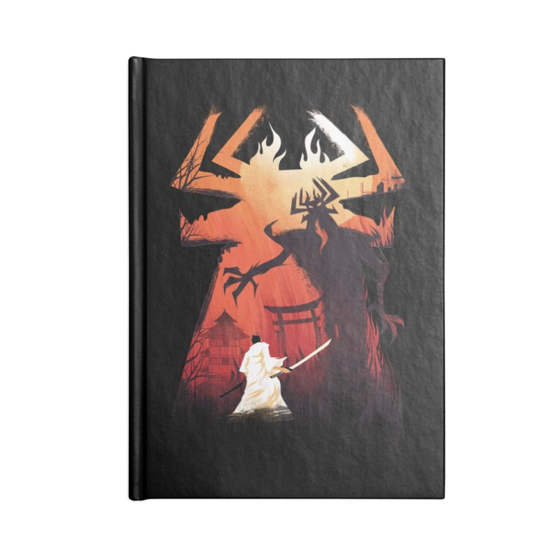 The Great Battle Accessories Notebook by dandingeroz's Artist Shop