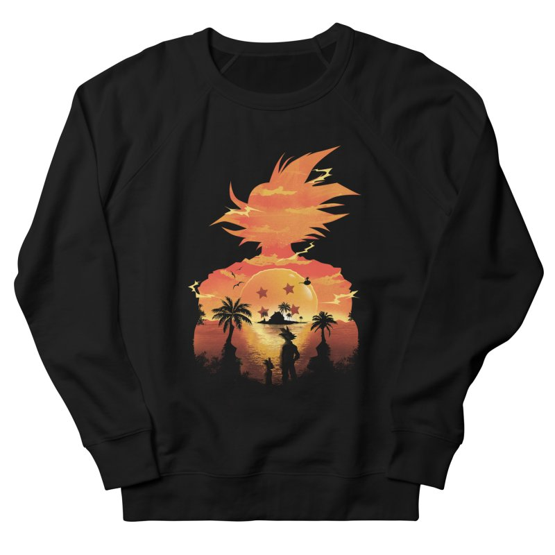 Beautiful Sunset Men's Sweatshirt by dandingeroz's Artist Shop