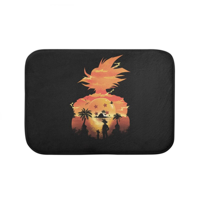 Beautiful Sunset Home Bath Mat by dandingeroz's Artist Shop