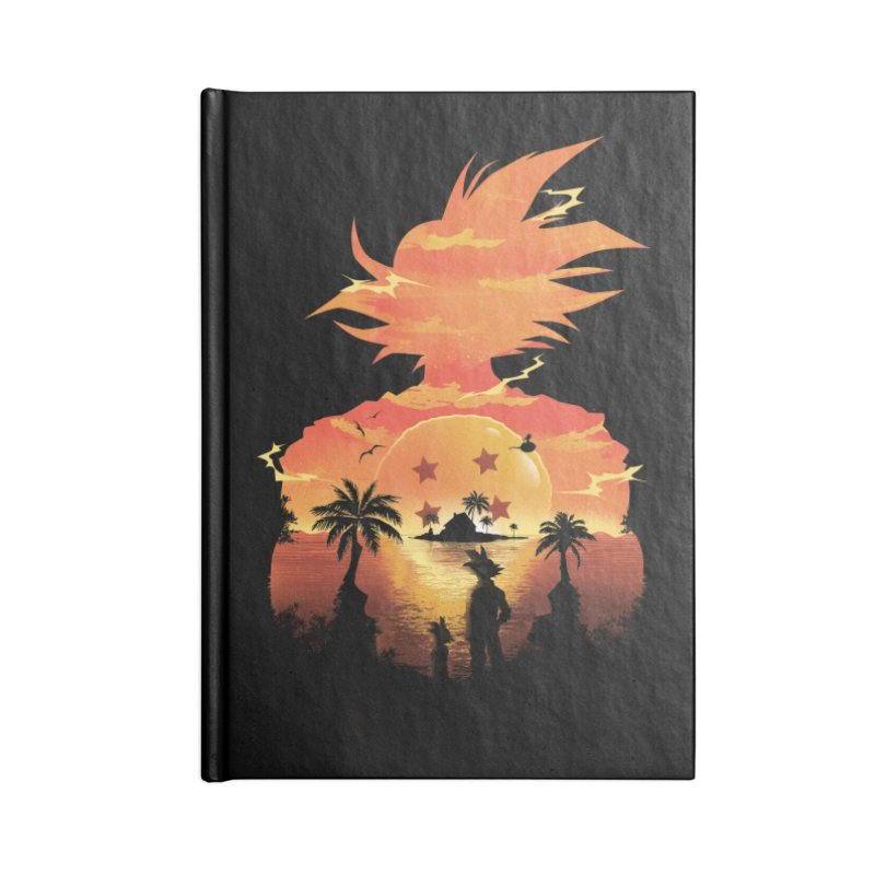 Beautiful Sunset Accessories Notebook by dandingeroz's Artist Shop