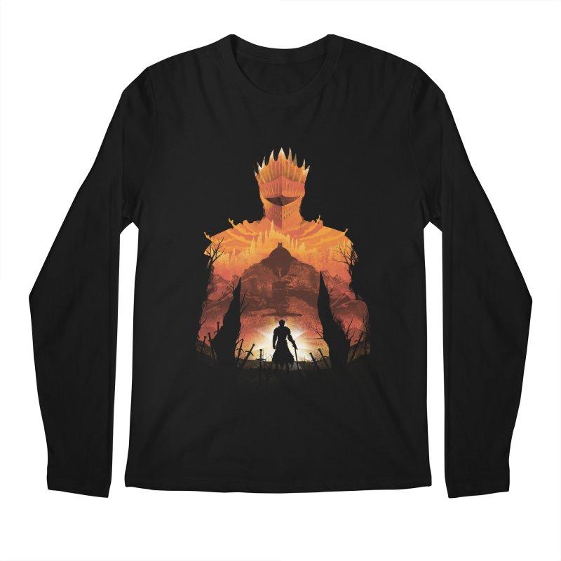 Time to Praise the Sun Men's Longsleeve T-Shirt by dandingeroz's Artist Shop
