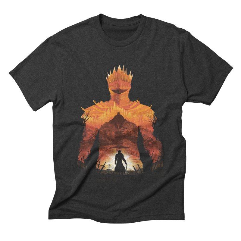 Time to Praise the Sun Men's Triblend T-shirt by dandingeroz's Artist Shop