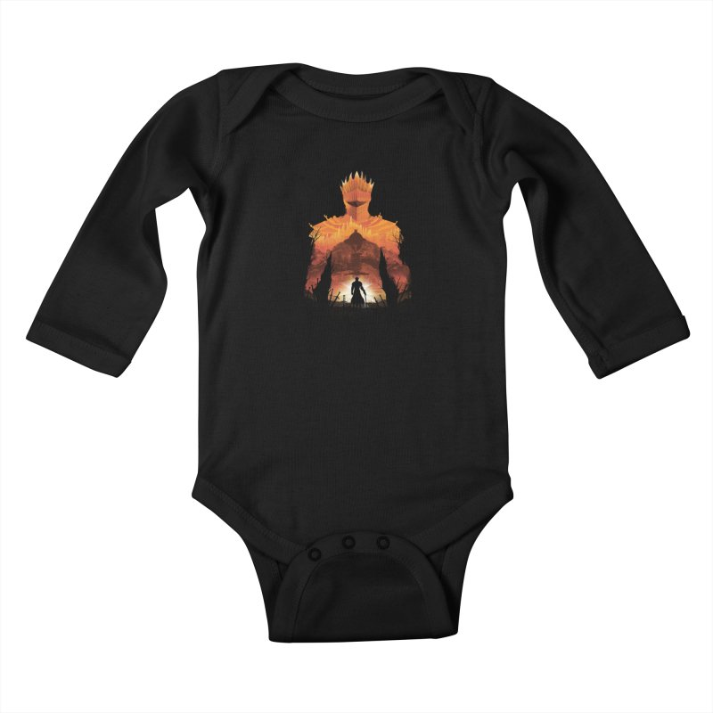 Time to Praise the Sun Kids Baby Longsleeve Bodysuit by dandingeroz's Artist Shop