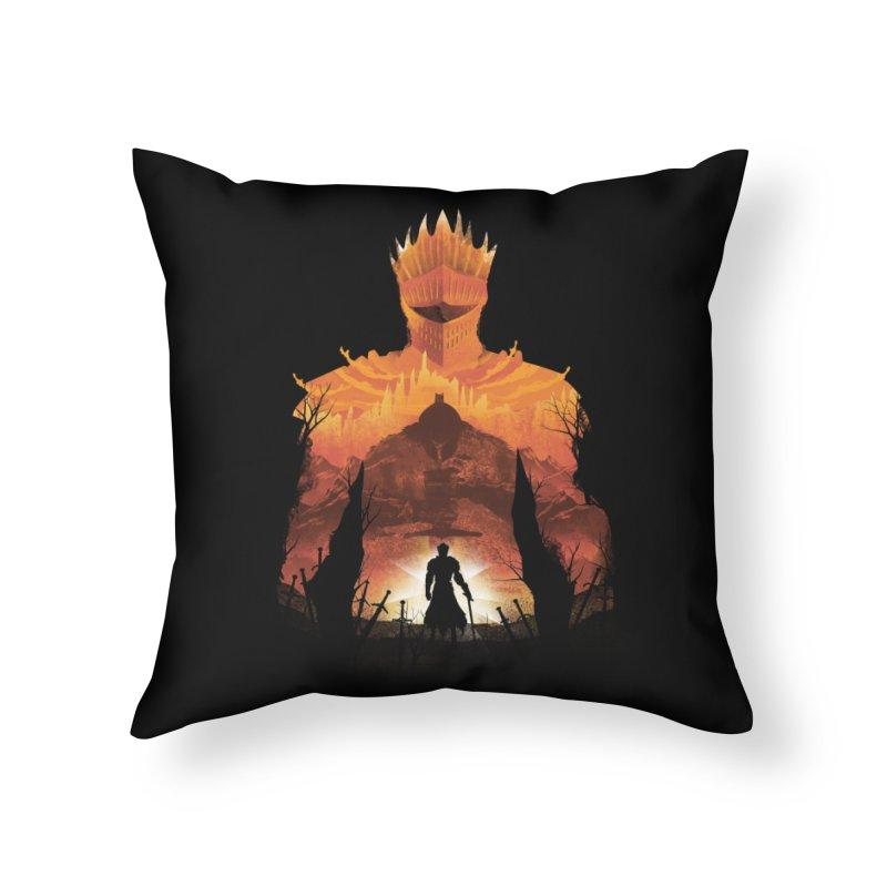 Time to Praise the Sun Home Throw Pillow by dandingeroz's Artist Shop
