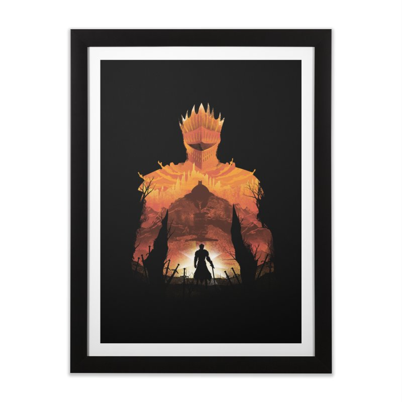 Time to Praise the Sun Home Framed Fine Art Print by dandingeroz's Artist Shop