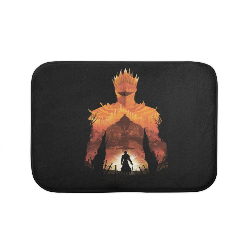 Time to Praise the Sun Home Bath Mat by dandingeroz's Artist Shop