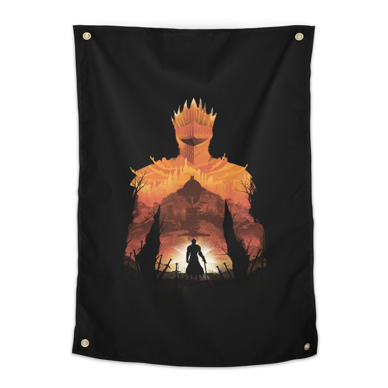 Time to Praise the Sun Home Tapestry by dandingeroz's Artist Shop