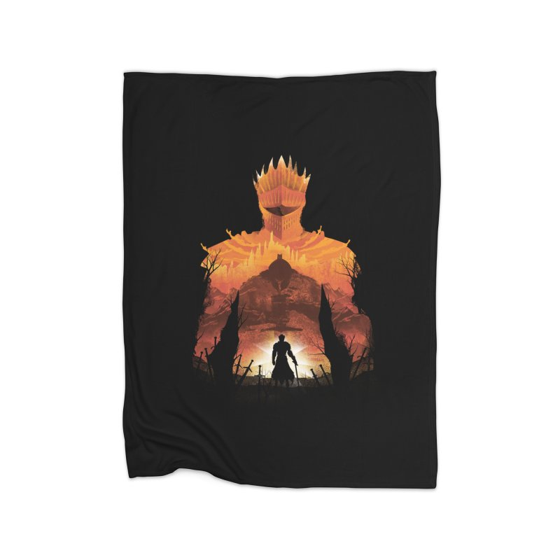Time to Praise the Sun Home Blanket by dandingeroz's Artist Shop