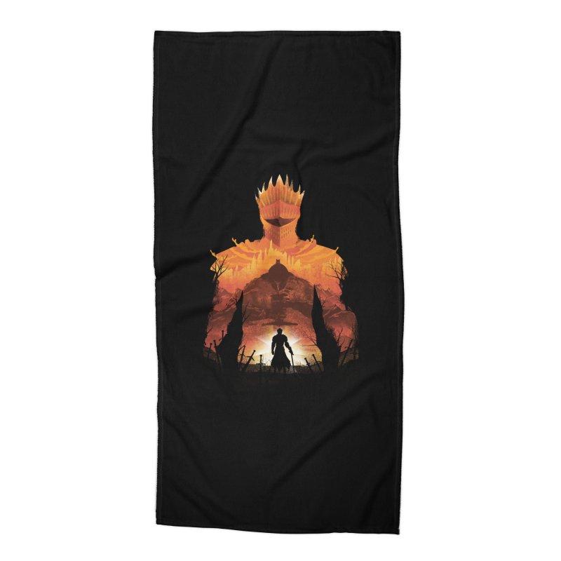 Time to Praise the Sun Accessories Beach Towel by dandingeroz's Artist Shop