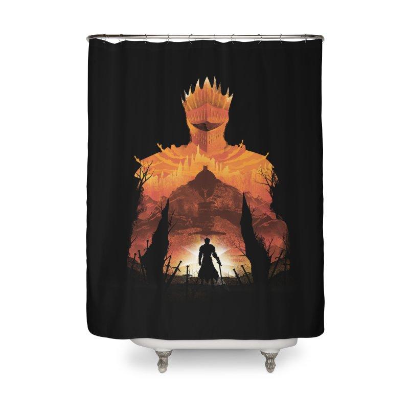 Time to Praise the Sun Home Shower Curtain by dandingeroz's Artist Shop