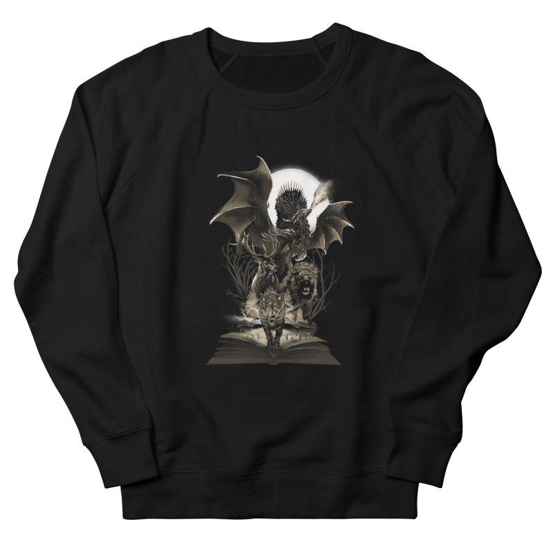 Book of Kingdom Women's Sweatshirt by dandingeroz's Artist Shop