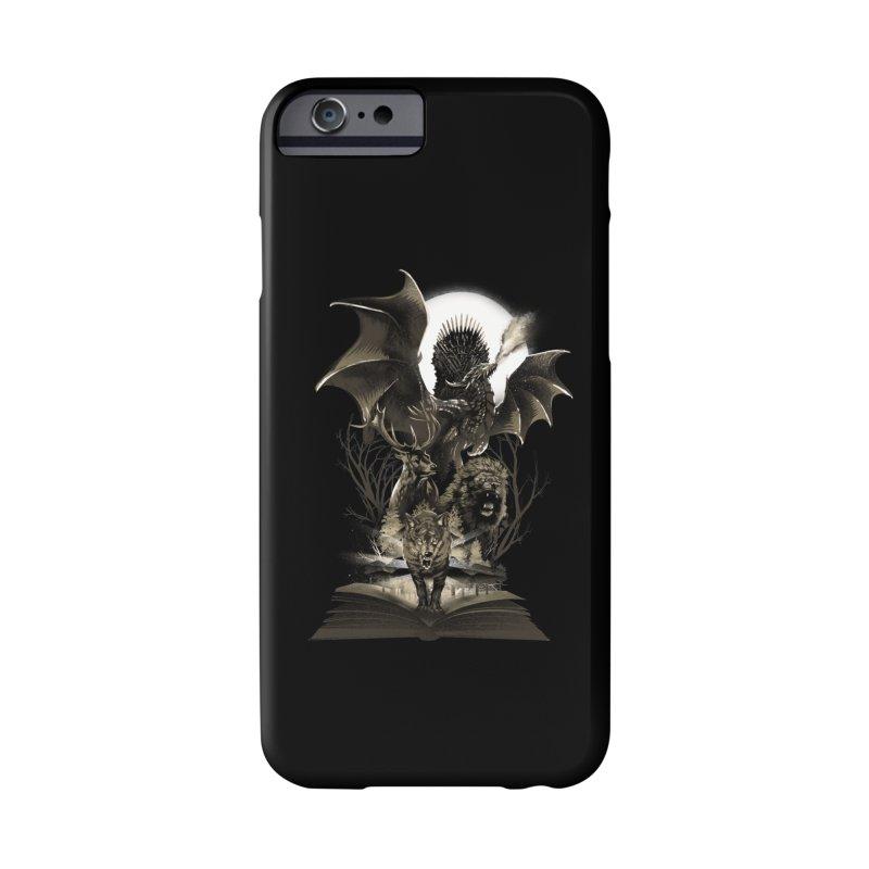 Book of Kingdom Accessories Phone Case by dandingeroz's Artist Shop