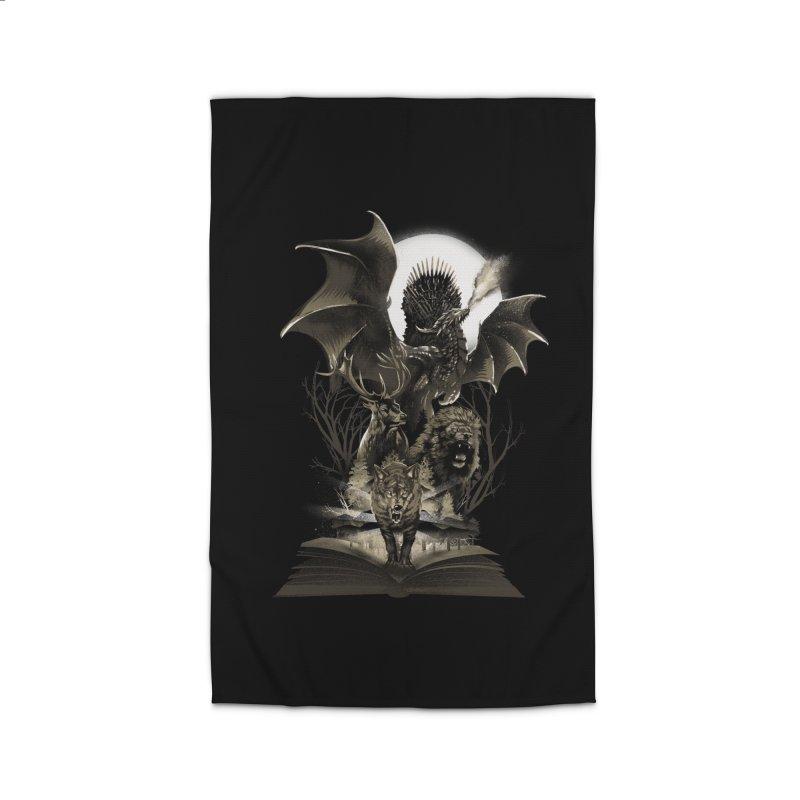 Book of Kingdom Home Rug by dandingeroz's Artist Shop