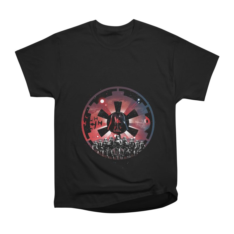 The Empire Rises Men's Classic T-Shirt by dandingeroz's Artist Shop