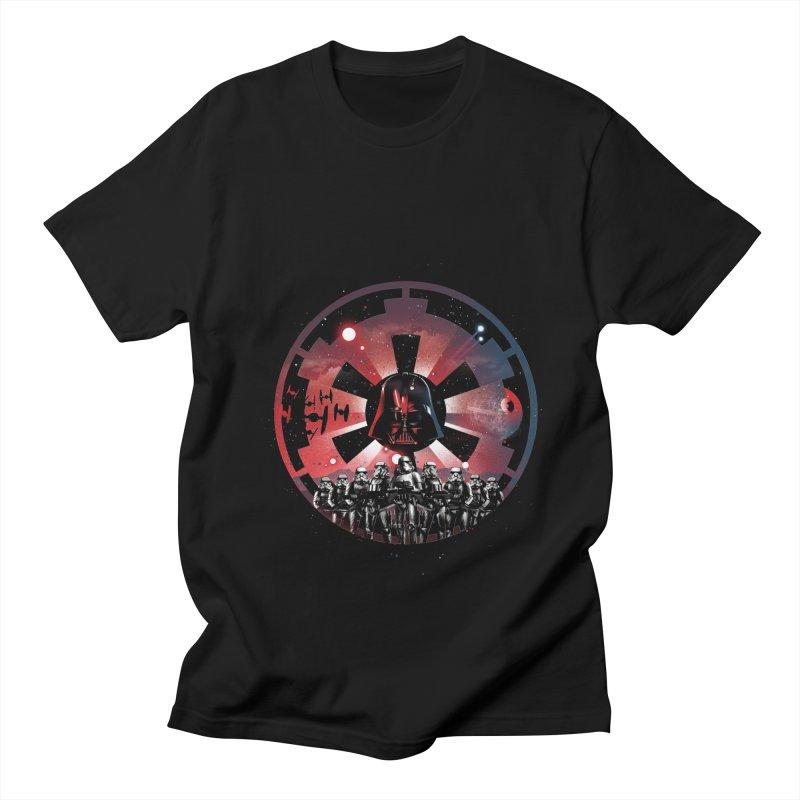 The Empire Rises Women's Unisex T-Shirt by dandingeroz's Artist Shop