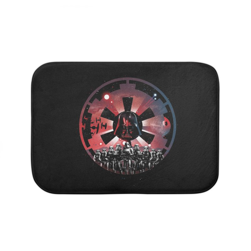 The Empire Rises Home Bath Mat by dandingeroz's Artist Shop