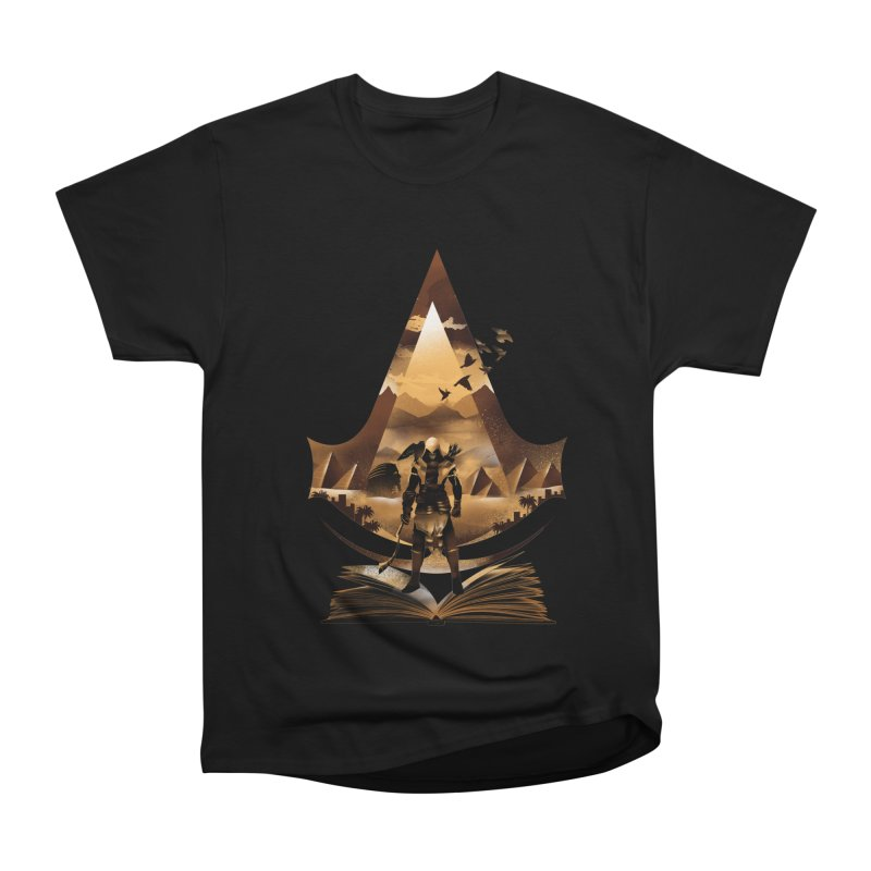 The Origin Men's Classic T-Shirt by dandingeroz's Artist Shop