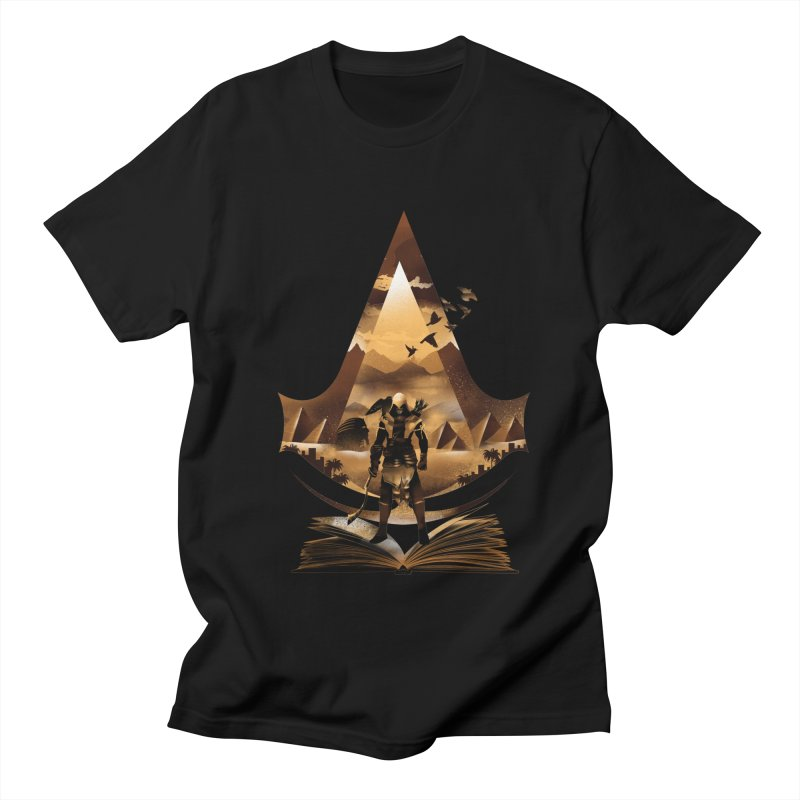 The Origin Women's Unisex T-Shirt by dandingeroz's Artist Shop
