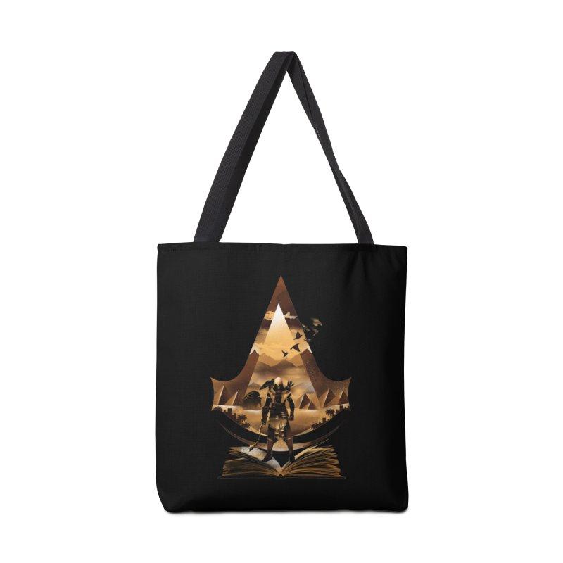 The Origin Accessories Bag by dandingeroz's Artist Shop