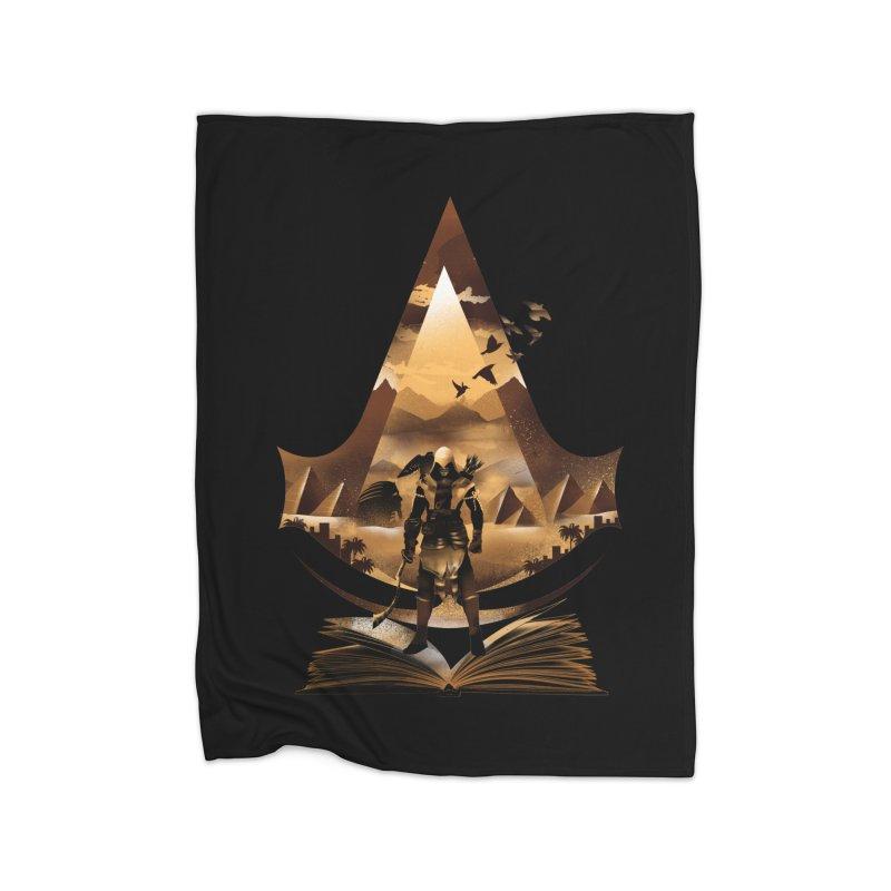 The Origin Home Blanket by dandingeroz's Artist Shop