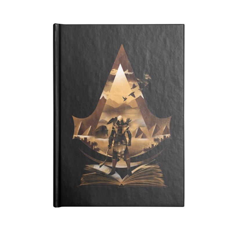 The Origin Accessories Notebook by dandingeroz's Artist Shop