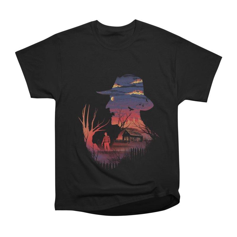 Nightmare on the Street Women's Classic Unisex T-Shirt by dandingeroz's Artist Shop