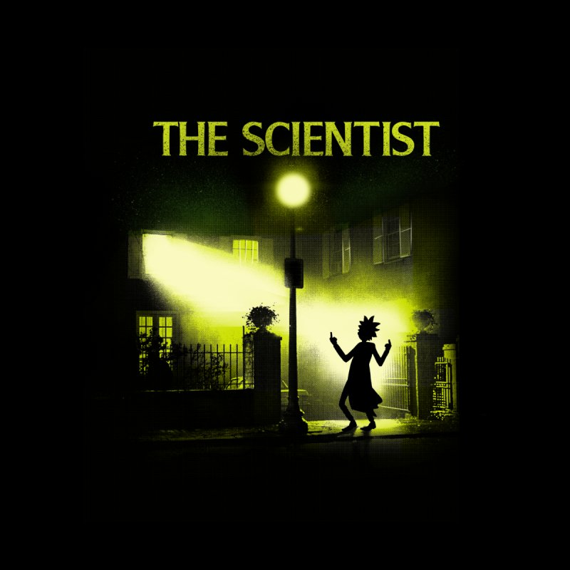 The Scientist None  by dandingeroz's Artist Shop