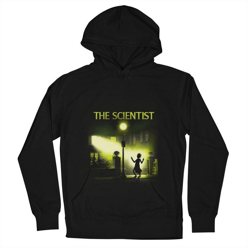 The Scientist Men's Pullover Hoody by dandingeroz's Artist Shop