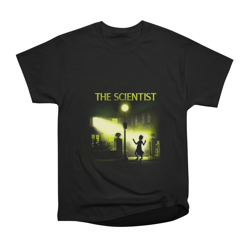 The Scientist Men's Classic T-Shirt by dandingeroz's Artist Shop