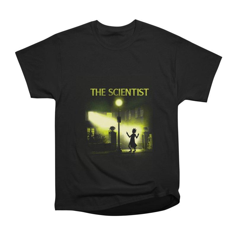 The Scientist Women's Classic Unisex T-Shirt by dandingeroz's Artist Shop