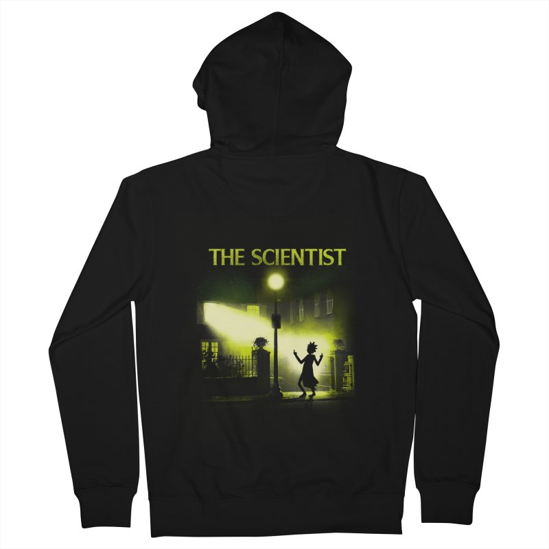 The Scientist Men's Zip-Up Hoody by dandingeroz's Artist Shop