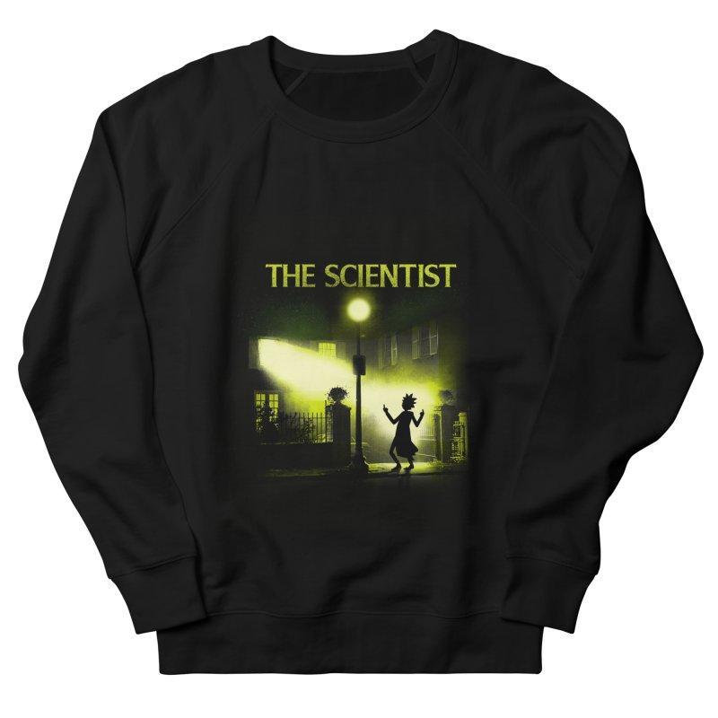 The Scientist Women's Sweatshirt by dandingeroz's Artist Shop